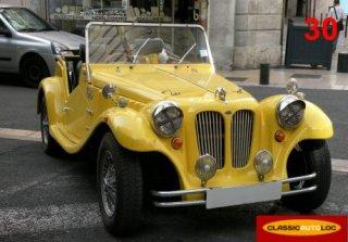 Pilgrim bulldog 1979 jaune for Garage fiat montelimar