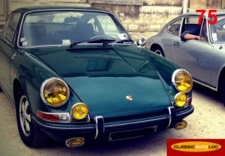 Porsche 911 LT 1971 Irish Green