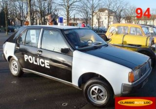 Renault 14TS 1982 Pie