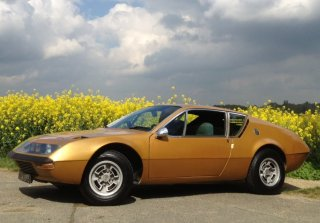 Renault Alpine A310 1976 Or