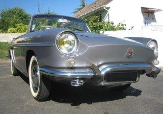 Location renault caravelle cc 1958 gris 1958 gris villiers for Garage renault villiers sur orge