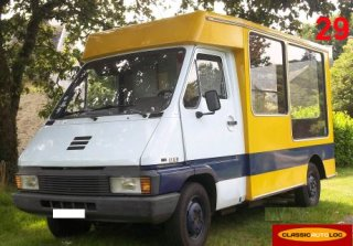 Renault Master 1981  ExpoMobile