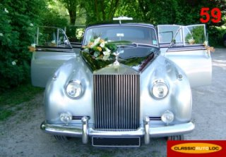 Rolls Royce Sylver Cloud 1956