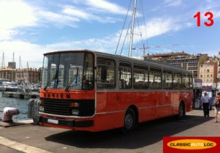 Saviem S53R 1978 Orange