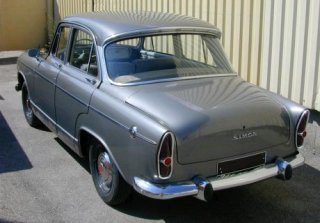 location simca aronde p60 montlh ry 1962 1962 gris bourgoin jallieu. Black Bedroom Furniture Sets. Home Design Ideas