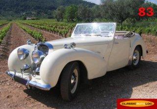 Triumph 2000 1949 ivoire for Garage mercedes frejus