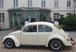 Voitures anciennes de collection pour mariage et c r monies for Volkswagen meaux garage