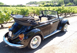 coccinelle cabriolet 1972