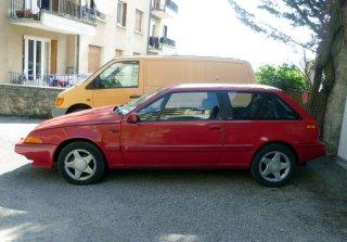 Une location de voiture d capotable de collection pour mariage for Garage renault blagnac